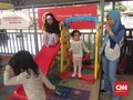 Taman Bermain: Pereda Rewel Anak, Pelancar Mudik Orang Tua