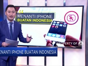 Menanti iPhone Buatan Indonesia
