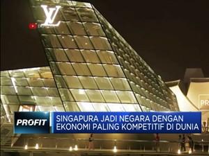 Singapura Negara dengan Ekonomi Paling Kompetitif di Dunia