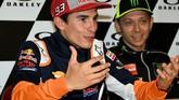 Marquez Disebut Terobsesi Kalahkan Gelar Rossi