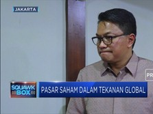 Pasar Saham Domestik Digoyang Sentimen Global