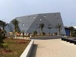 Heboh Desain Masjid Ridwan Kamil dengan Tudingan Iluminati