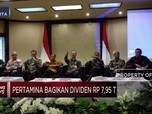 Pertamina Sumbang Dividen Rp 7,95 Triliun untuk Negara
