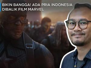 Bangga! Ada Pria Indonesia di Balik Film Avengers: Endgame