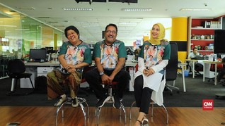 VIDEO: 'Si Doel' dan 'Zaenab' Cerita Rumah Tangga di Jakarta