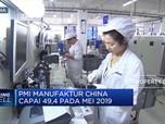 PMI Manufaktur China Capai 49,4 pada Mei