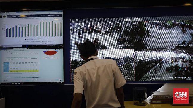 BPBD DKI Beri Akses CCTV, Cek Banjir Jakarta