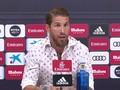 VIDEO: Bantah Tinggalkan Madrid, Ramos Rela Tak Dibayar