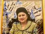 Momen Haru Kesetiaan Keluarga SBY Ikut Jaga Ani Yudhoyono