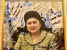 Ani Yudhoyono Wafat, Sri Mulyani Berangkat ke Singapura