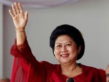 Ani Yudhoyono Bakal Dimakamkan Dekat Pusara Ainun Habibie