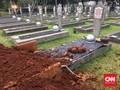 Ani Yudhoyono Dimakamkan Dekat Pusara Ainun Habibie