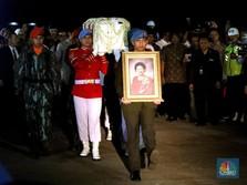 Ani Yudhoyono akan Dimakamkan di TMP Kalibata, Ini Alurnya