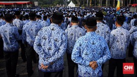 Pemerintahan Jokowi Luncurkan Portal Aduan Khusus PNS Radikal