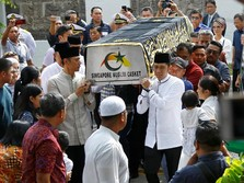 Ani Yudhoyono Wafat, AHY: Ia Bersuka Manakala Rakyat Senang