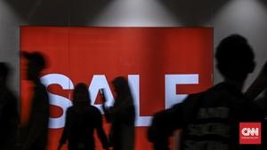 FOTO: Gelaran Diskon di Midnight sale Grand Indonesia Mall
