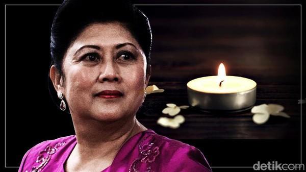 Ani Yudhoyono Wafat