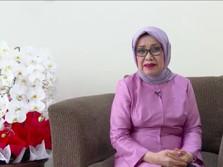 Ani SBY Tutup Usia, Mufidah Jusuf Kalla Ucapkan Belasungkawa