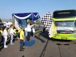 PGN Berangkatkan 4.070 Pemudik ke Kampung Halaman