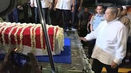 SBY Akui Sulit Melepas Kepergian Ani Yudhoyono