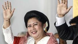 Cerita Mien Uno Pernah Minta Ani Yudhoyono Jadi Presiden