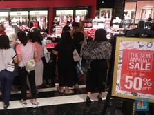 Midnight Sale Bikin Pengunjung Mal Naik Sampai 25%