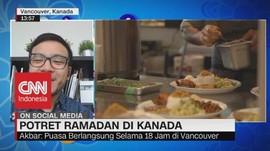 VIDEO: Potret Ramadan di Kanada