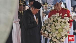SBY Masih Menangis Saat Bicara tentang Ani Yudhoyono