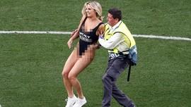 Penyusup Final Liga Champions Gagal Tembus Final Copa America