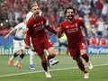 Gol Kilat Salah Antar Liverpool Ungguli Tottenham di Babak I