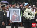 Jokowi: Flamboyan Telah Pergi, Namun Tetap Hidup di Hati