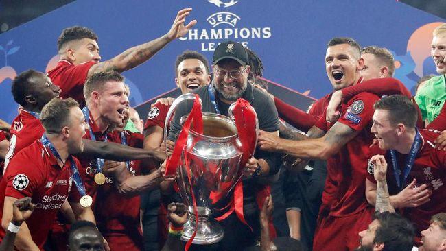 Potensi Grup Neraka di Undian Liga Champions