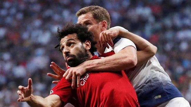 Mohamed Salah Tak Masuk Skuat Terbaik Liga Champions