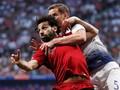 Salah Ukir Rekor Usai Cetak Gol Cepat di Final Liga Champions