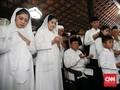 Tangis Para Pria Yudhoyono Pecah saat Lepas Kepergian Ani