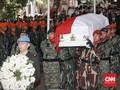 Pejabat Tinggi Negara Hadiri Pemakaman Ani Yudhoyono