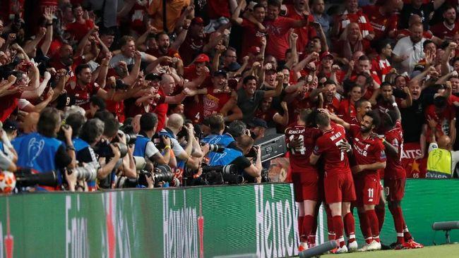 Liverpool Rasa Mourinho