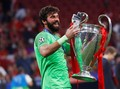 Alisson Kunci Liverpool Juara Liga Champions