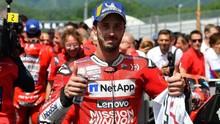 Lupakan Tragedi Catalunya, Dovizioso Tatap MotoGP Belanda