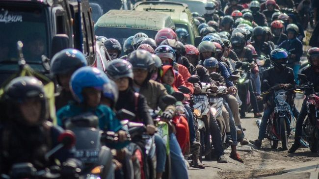 Tekan Polusi, Dishub DKI Kaji Ganjil Genap untuk Sepeda Motor