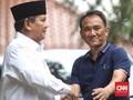 Andi Arief: Prabowo Sempat Akui KPU Profesional dan Netral