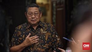 SBY Dengar Info Ada yang Hendak Dijatuhkan di Kasus Jiwasraya