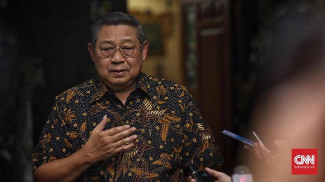 SBY Harap Kontemplasi Hidupnya Bisa Jadi Masukan Bagi Jokowi