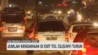 VIDEO: Jumlah Kendaraan Di Exit Tol Cileunyi Turun