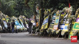 Keluarga SBY Gelar Tahlilan Tujuh Hari Wafatnya Ani Yudhoyono