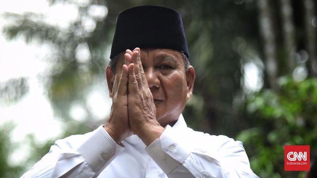 Gerindra Beri Mandat Prabowo Tentukan Arah Politik