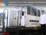 Lebaran 2019, Jokowi Minta Persatuan & Persaudaraan Diperkuat