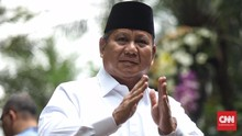 Isu Rekonsiliasi, Gerindra Bungkam soal Imbalan untuk Prabowo