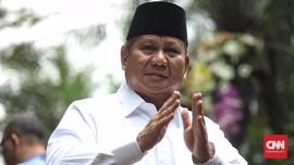 Prabowo Jadi Inspektur Upacara HUT RI di DPP Gerindra