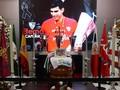 FOTO: Tokoh Sepak Bola Melepas Kepergian Antonio Reyes